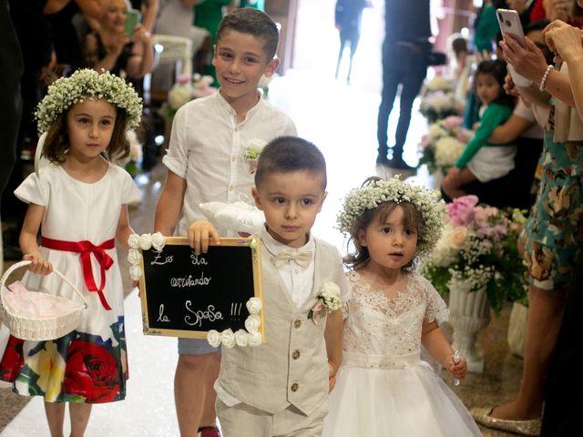 Il matrimonio di Andrea e Laura a Pieve Emanuele, Milano 31