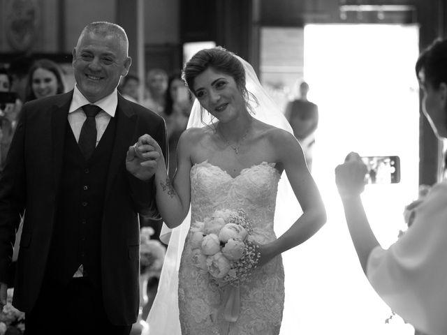 Il matrimonio di Andrea e Laura a Pieve Emanuele, Milano 32