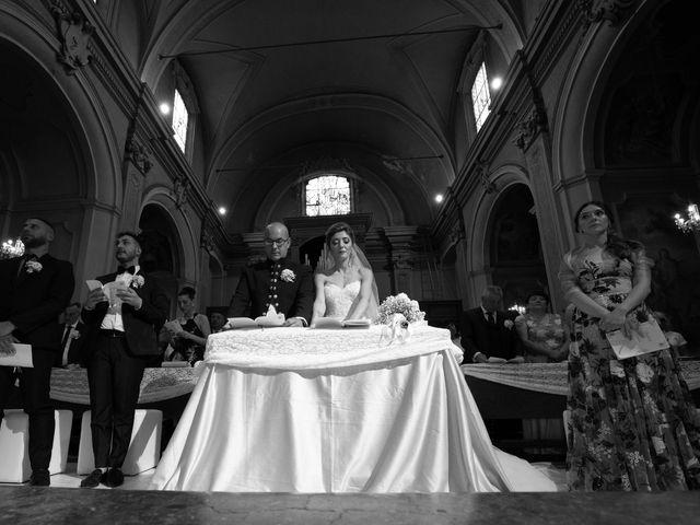 Il matrimonio di Andrea e Laura a Pieve Emanuele, Milano 33