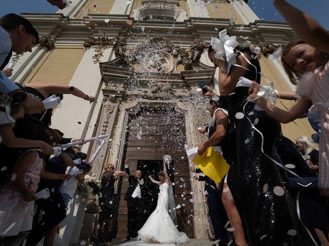 Il matrimonio di Andrea e Laura a Pieve Emanuele, Milano 34