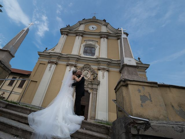 Il matrimonio di Andrea e Laura a Pieve Emanuele, Milano 38