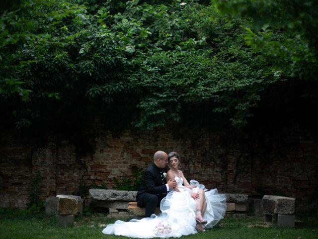 Il matrimonio di Andrea e Laura a Pieve Emanuele, Milano 40