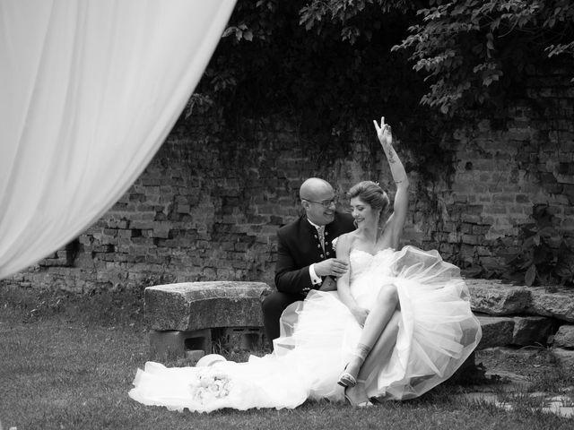 Il matrimonio di Andrea e Laura a Pieve Emanuele, Milano 43