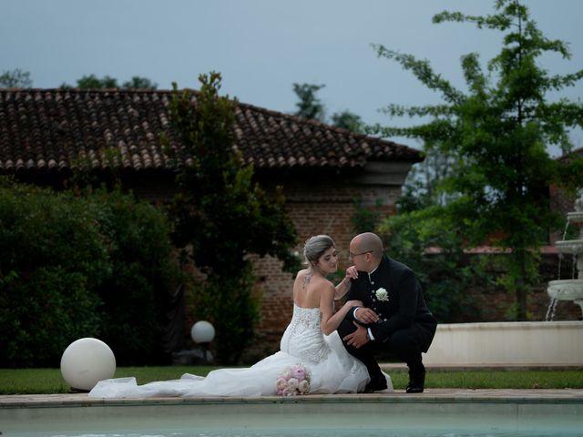 Il matrimonio di Andrea e Laura a Pieve Emanuele, Milano 46