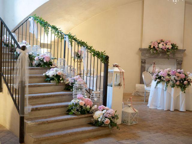 Il matrimonio di Andrea e Laura a Pieve Emanuele, Milano 57