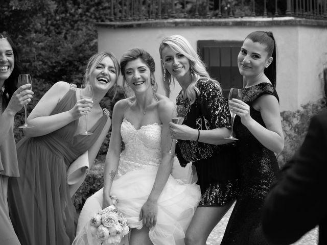 Il matrimonio di Andrea e Laura a Pieve Emanuele, Milano 62