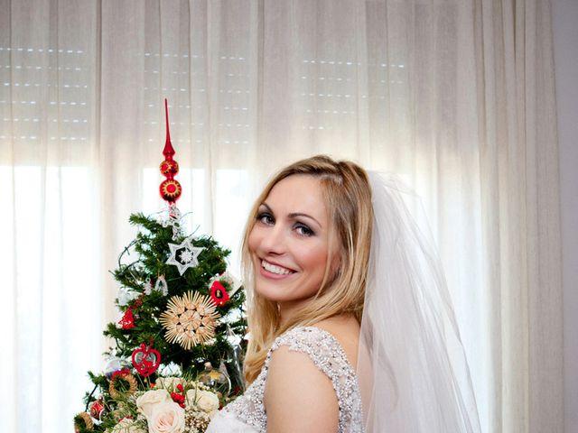 Il matrimonio di Stefano e Sara a San Miniato, Pisa 6