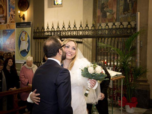 Il matrimonio di Stefano e Sara a San Miniato, Pisa 10