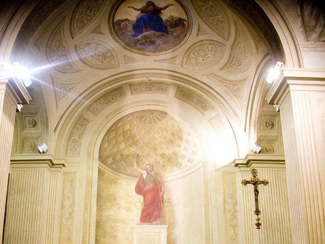Il matrimonio di Stefano e Sara a San Miniato, Pisa 11