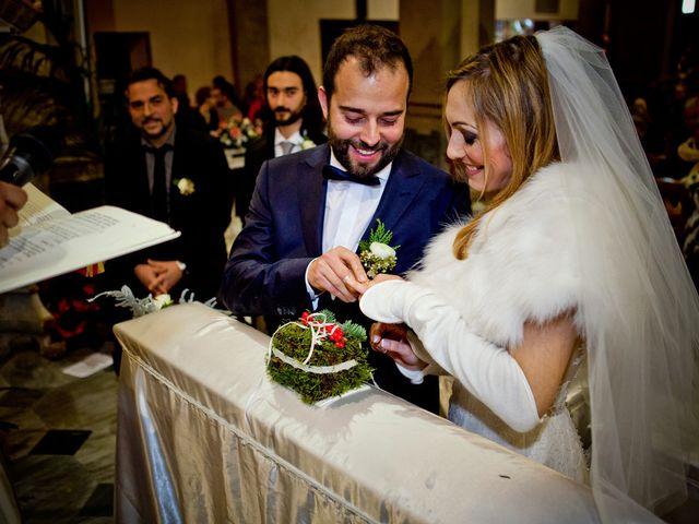 Il matrimonio di Stefano e Sara a San Miniato, Pisa 15