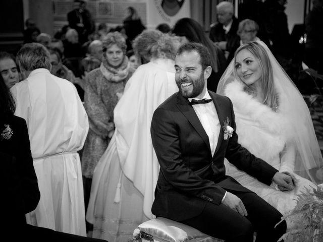 Il matrimonio di Stefano e Sara a San Miniato, Pisa 17