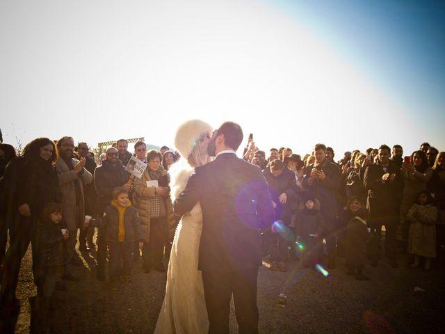 Il matrimonio di Stefano e Sara a San Miniato, Pisa 20