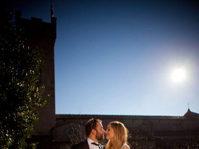 Il matrimonio di Stefano e Sara a San Miniato, Pisa 22