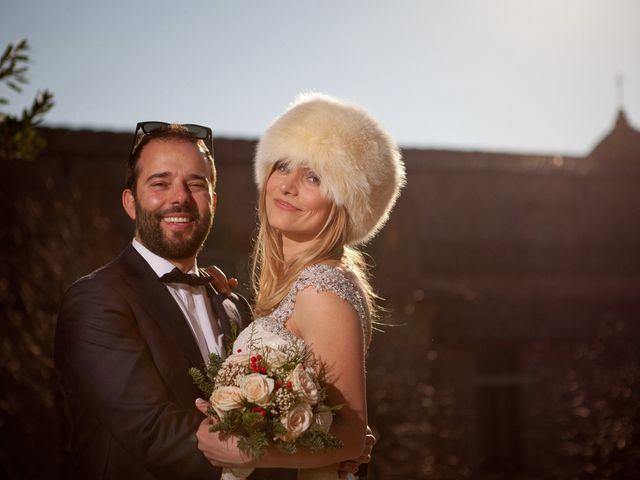 Il matrimonio di Stefano e Sara a San Miniato, Pisa 24
