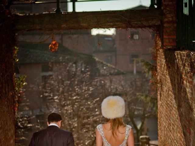 Il matrimonio di Stefano e Sara a San Miniato, Pisa 27