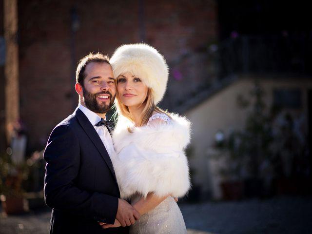 Il matrimonio di Stefano e Sara a San Miniato, Pisa 36