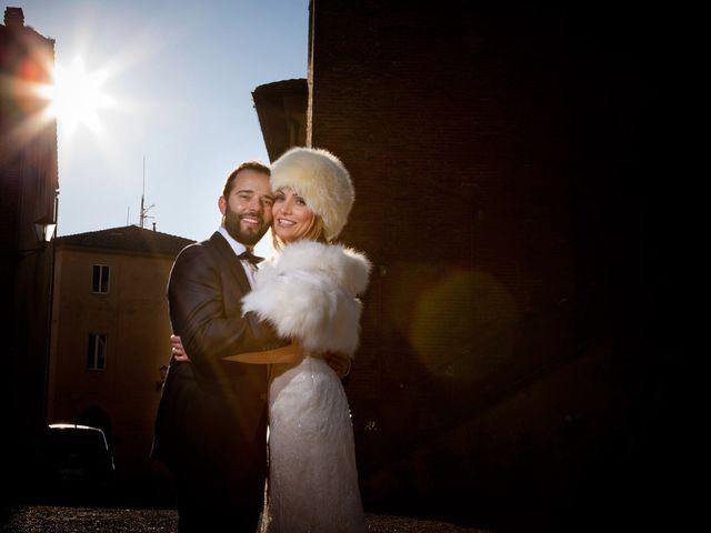 Il matrimonio di Stefano e Sara a San Miniato, Pisa 37