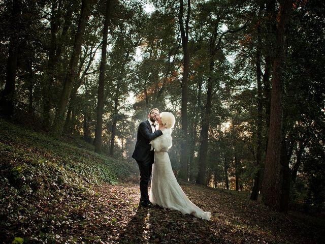 Il matrimonio di Stefano e Sara a San Miniato, Pisa 42