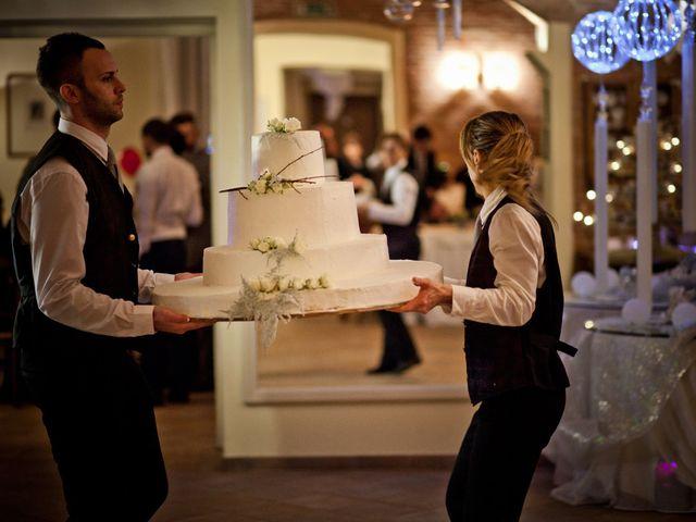 Il matrimonio di Stefano e Sara a San Miniato, Pisa 47
