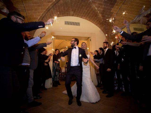 Il matrimonio di Stefano e Sara a San Miniato, Pisa 50