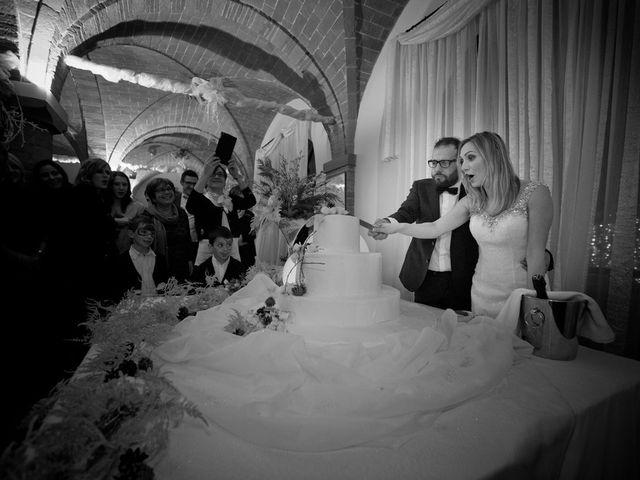 Il matrimonio di Stefano e Sara a San Miniato, Pisa 51