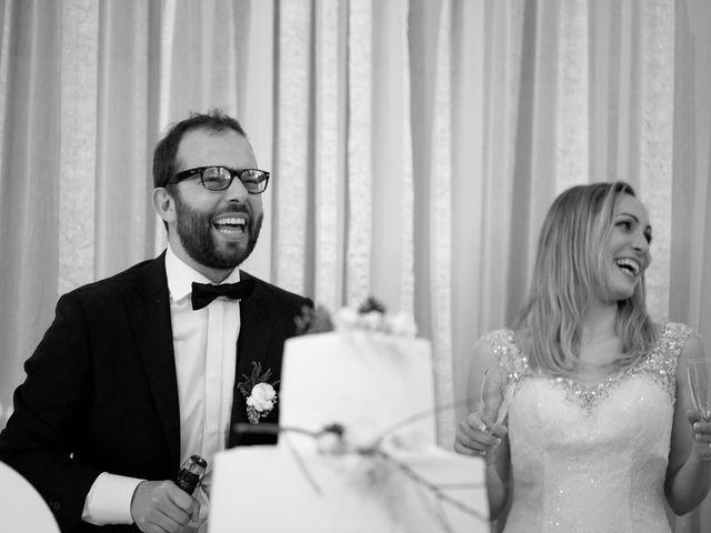 Il matrimonio di Stefano e Sara a San Miniato, Pisa 54