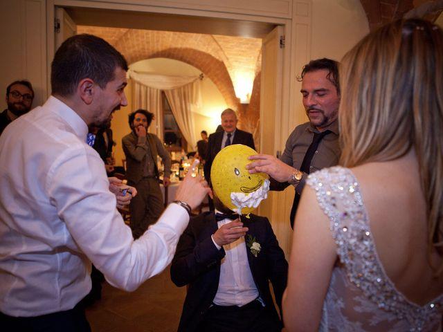 Il matrimonio di Stefano e Sara a San Miniato, Pisa 57