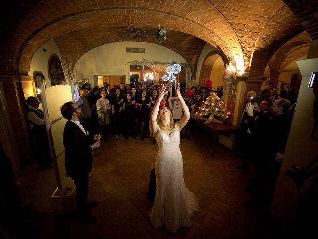 Il matrimonio di Stefano e Sara a San Miniato, Pisa 58
