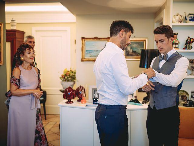 Il matrimonio di Jacopo e Simona a Napoli, Napoli 10