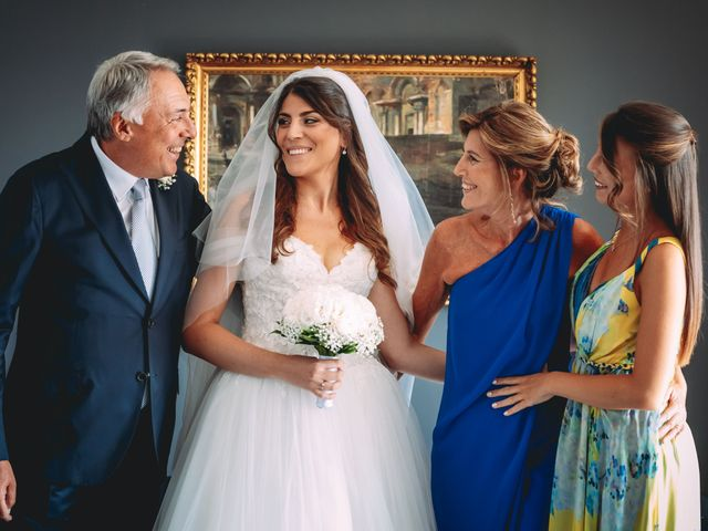 Il matrimonio di Jacopo e Simona a Napoli, Napoli 23