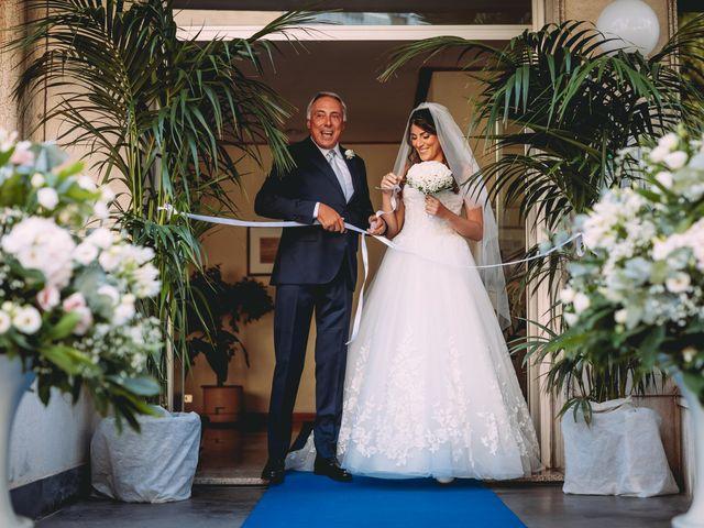 Il matrimonio di Jacopo e Simona a Napoli, Napoli 33