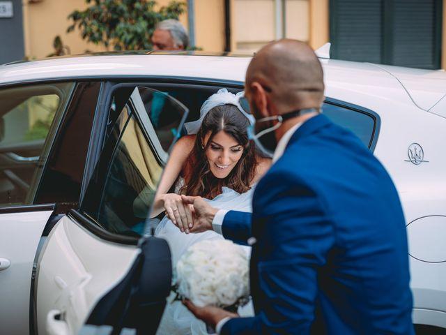 Il matrimonio di Jacopo e Simona a Napoli, Napoli 38