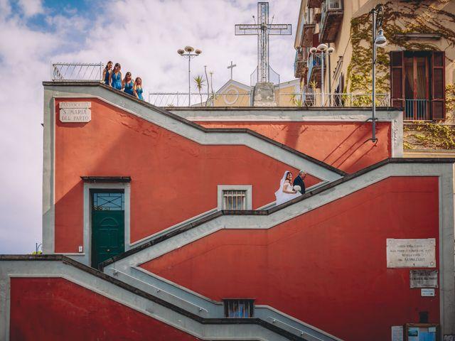 Il matrimonio di Jacopo e Simona a Napoli, Napoli 40