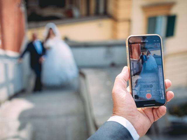Il matrimonio di Jacopo e Simona a Napoli, Napoli 41