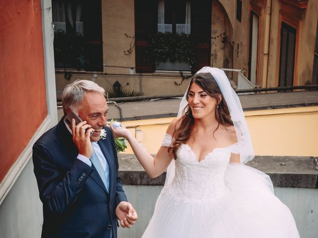 Il matrimonio di Jacopo e Simona a Napoli, Napoli 42