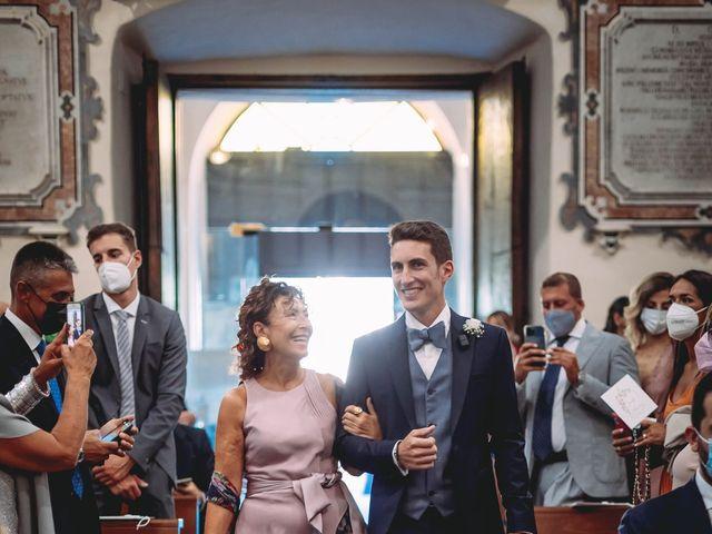 Il matrimonio di Jacopo e Simona a Napoli, Napoli 43