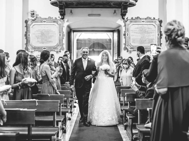 Il matrimonio di Jacopo e Simona a Napoli, Napoli 46