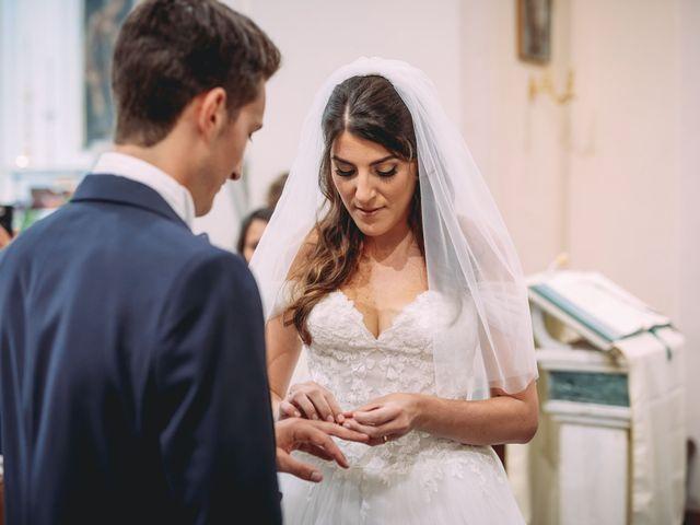 Il matrimonio di Jacopo e Simona a Napoli, Napoli 56