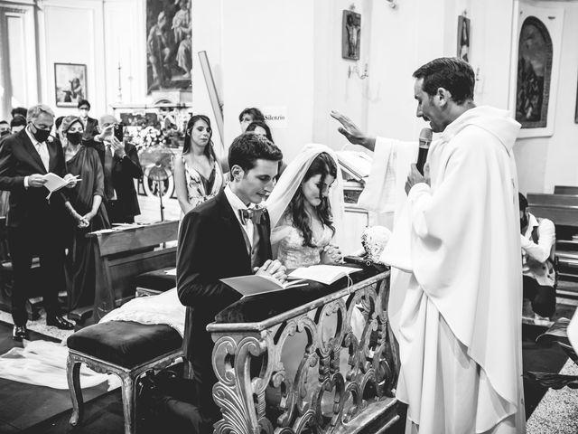 Il matrimonio di Jacopo e Simona a Napoli, Napoli 57