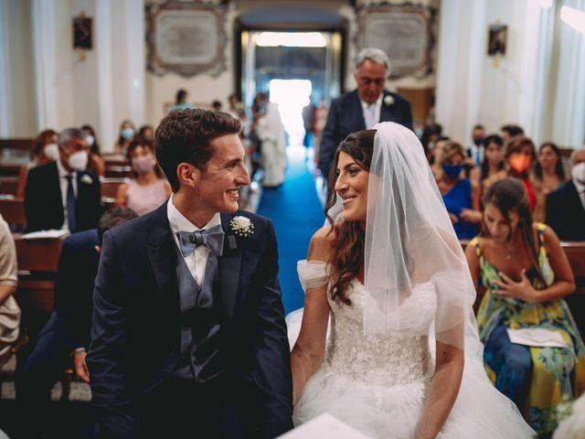 Il matrimonio di Jacopo e Simona a Napoli, Napoli 58