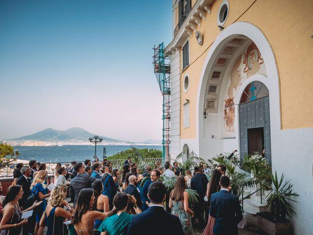 Il matrimonio di Jacopo e Simona a Napoli, Napoli 65
