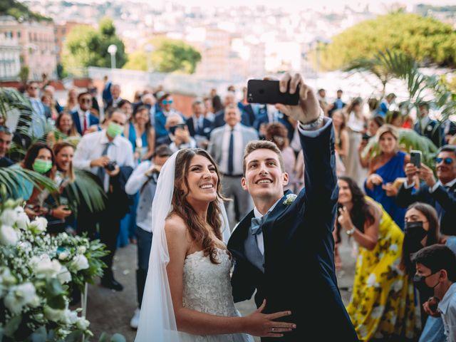 Il matrimonio di Jacopo e Simona a Napoli, Napoli 66