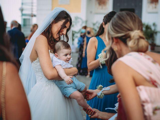 Il matrimonio di Jacopo e Simona a Napoli, Napoli 71