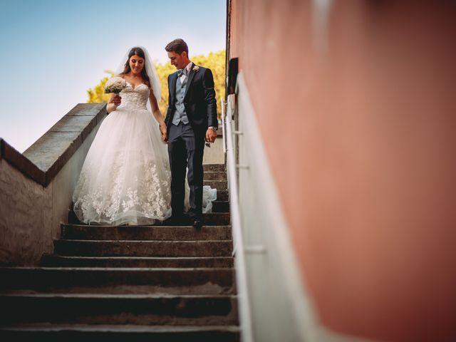 Il matrimonio di Jacopo e Simona a Napoli, Napoli 74