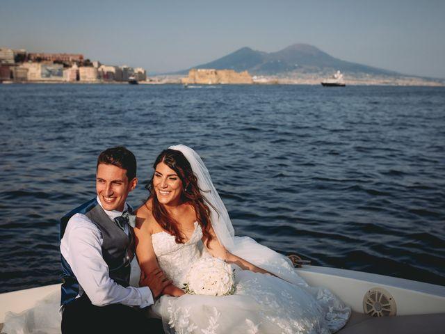 Il matrimonio di Jacopo e Simona a Napoli, Napoli 78