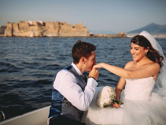 Il matrimonio di Jacopo e Simona a Napoli, Napoli 79