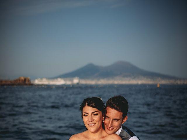Il matrimonio di Jacopo e Simona a Napoli, Napoli 80