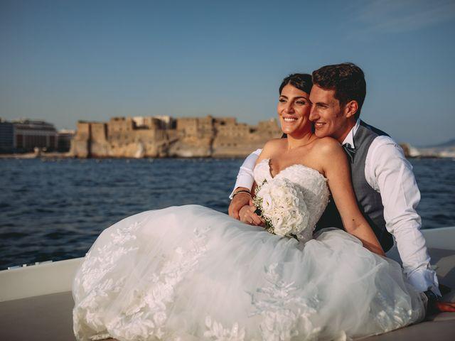 Il matrimonio di Jacopo e Simona a Napoli, Napoli 81