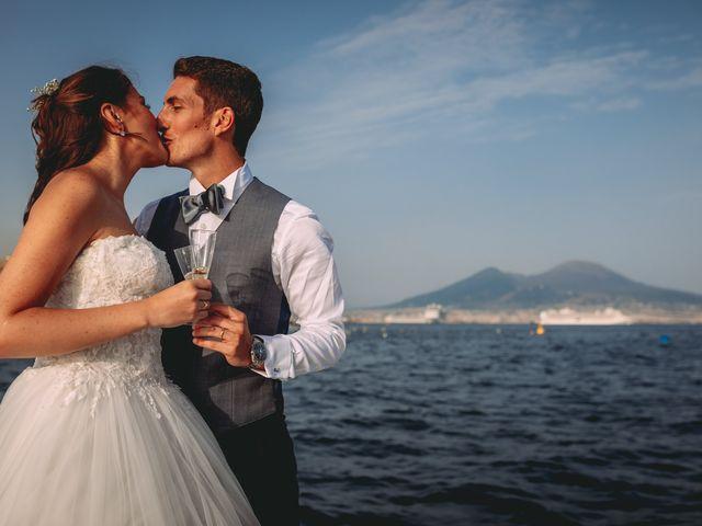 Il matrimonio di Jacopo e Simona a Napoli, Napoli 83