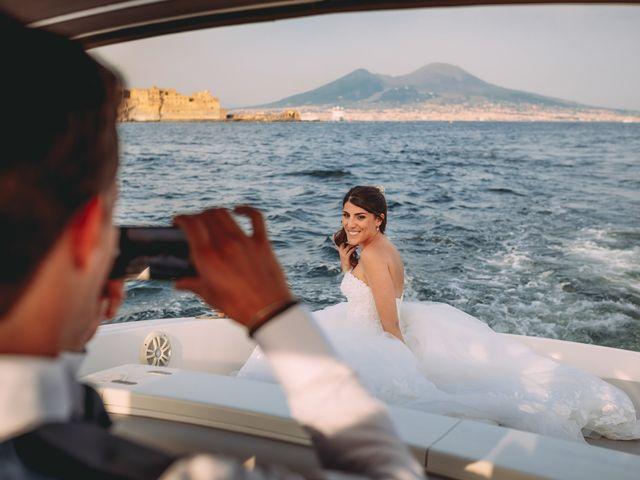 Il matrimonio di Jacopo e Simona a Napoli, Napoli 84